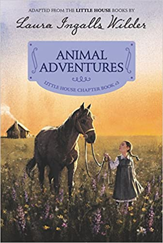 <em>Animal Adventures</em> by Laura Ingalls Wilder Reading Comprehension Worksheets