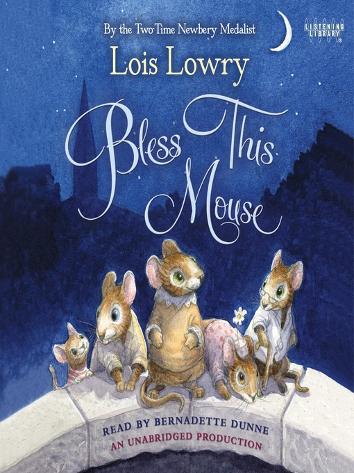 <em>Bless This Mouse</em> by Lois Lowry Reading Comprehension Worksheets