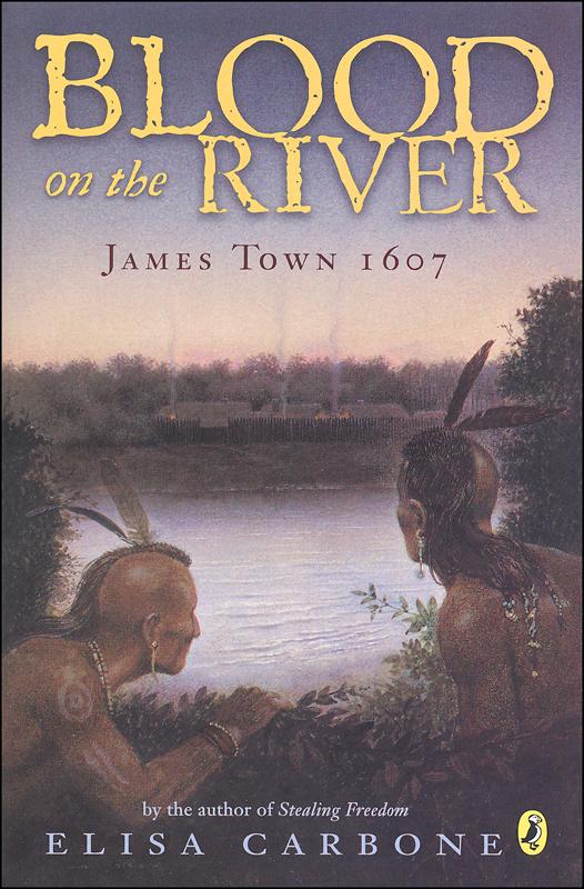 <em>Blood on the River</em> by Elise Carbone Reading Comprehension Worksheets