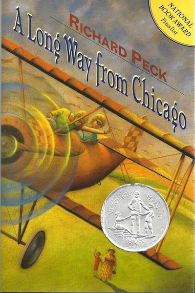 <em> A Long Way From Chicago</em> by Richard Peck Reading Comprehension Worksheets