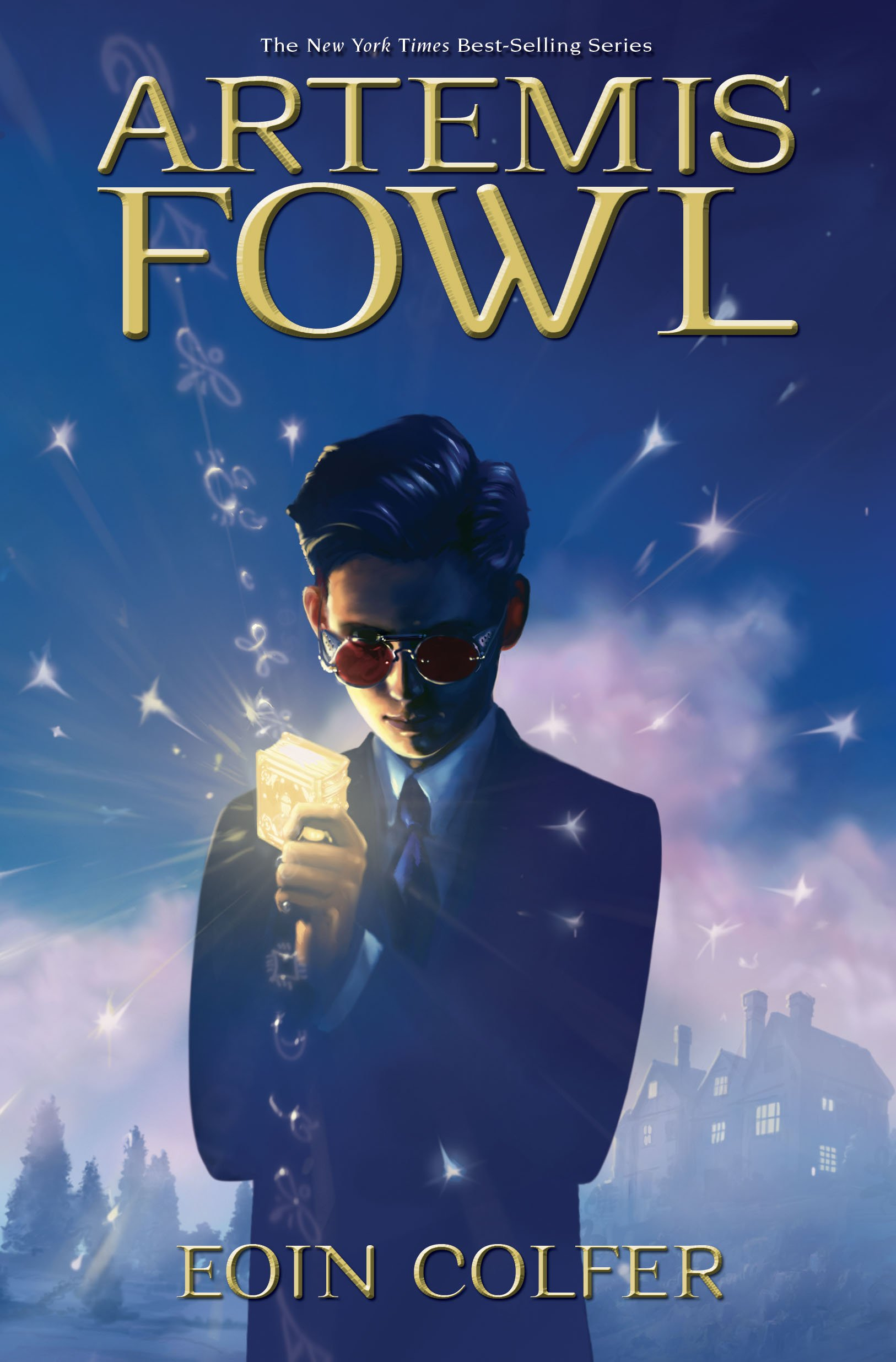 <em>Artemis Fowl</em> by Eoin Colfer Reading Comprehension Worksheets